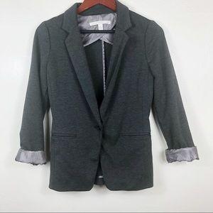 Lauren Conrad Grey Blazer Size 2